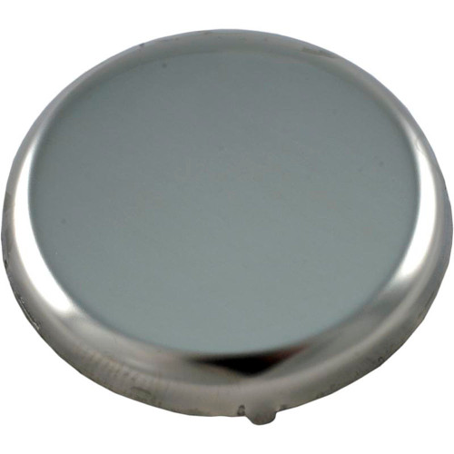 """Air Injector Escutcheon, WW, Low Profile, 1-3/4""""fd, Stainless"""