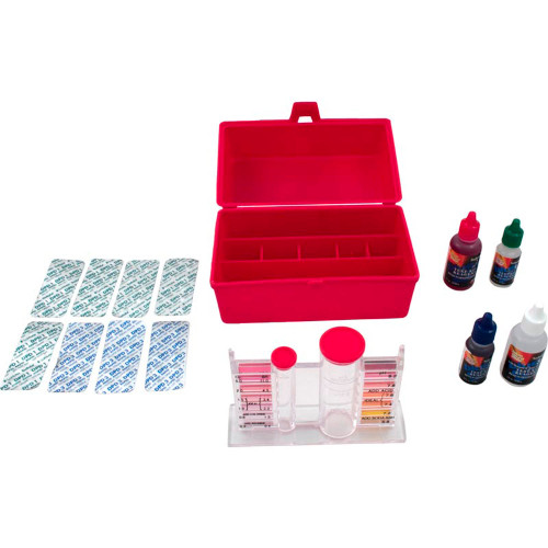 Test Kit, Blue Devil, 4-Way, DPD
