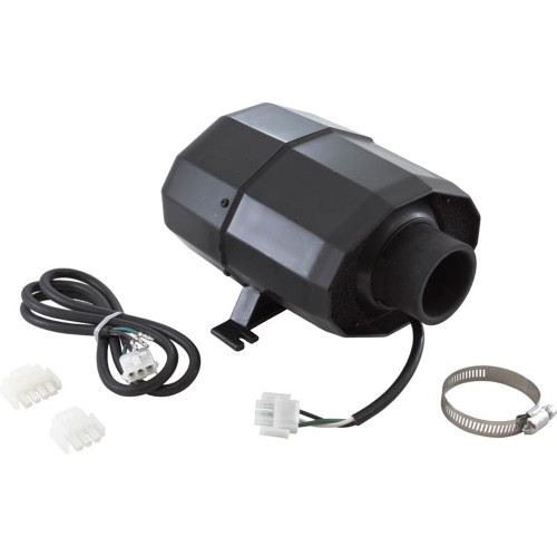 Blower, HydroQuip Silent Aire, 1.5hp, 230v, 3.1A, 3 or 4 pin AMP