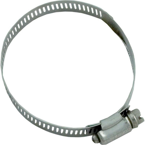 """Stainless Clamp, 2-1/2"""" to 3-1/2"""""""