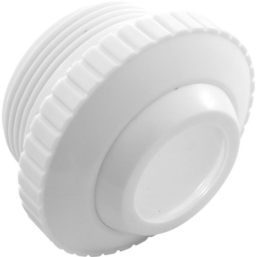 """Inlet Fitting, Pentair, 1-1/2""""mpt, 1"""" Orifice, White"""