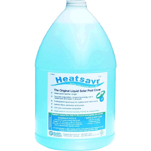 Heatsavr By Flexible Solutions, 4-140 Ounce Bottles