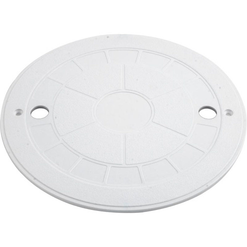 Water Leveler, Cover, with out Collar, White