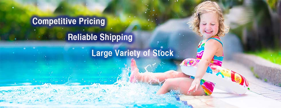 Swimming Pool Parts and Supplies