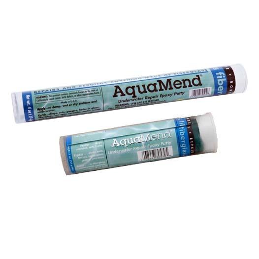 Diy Underwater Repair Using Epoxy Putty For Swimming Pools