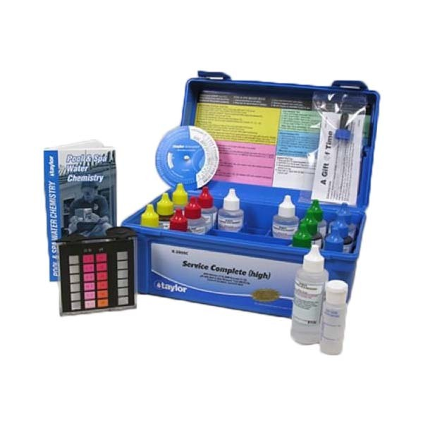 How To Use Taylor Swimming Pool Test Kits Pst Pool Supplies