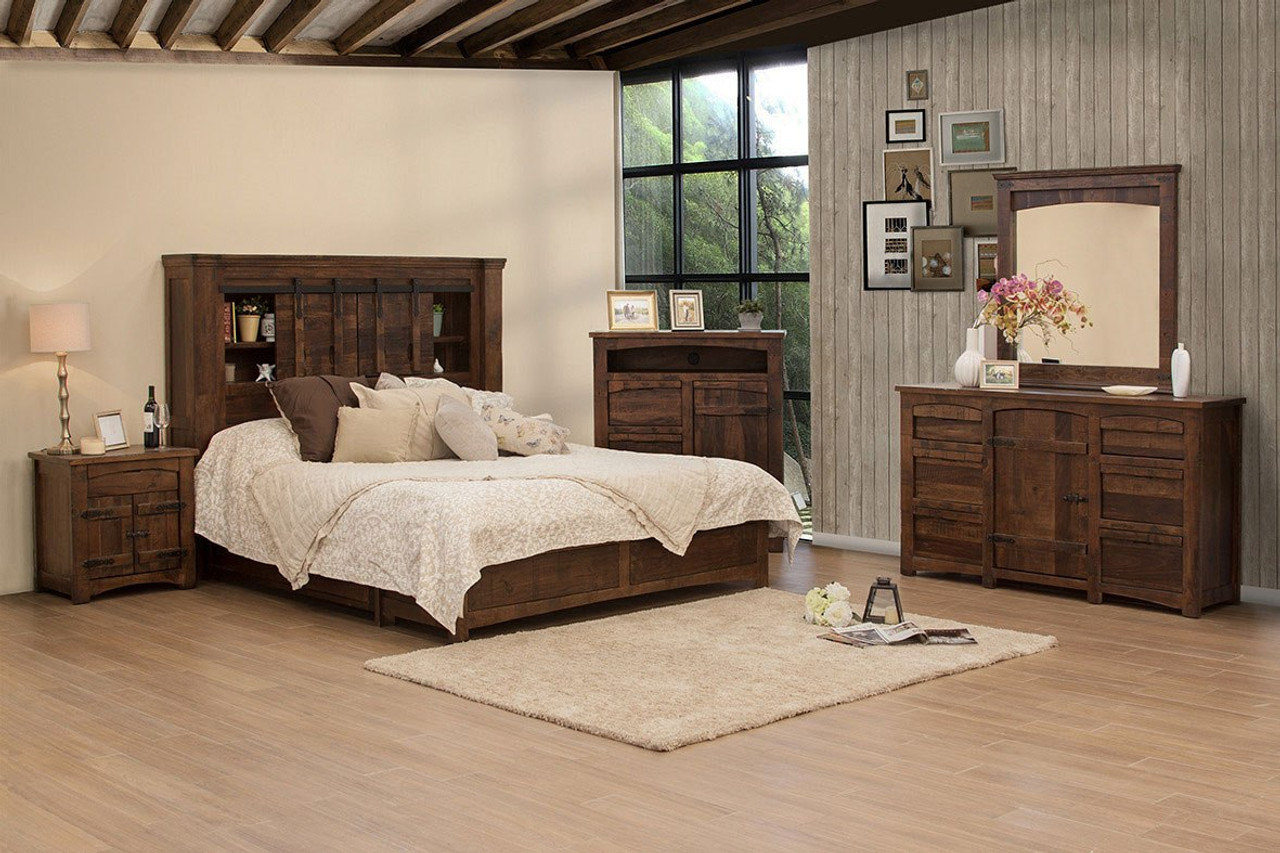 The Mezcal Bedroom Collection Available At Bitney S Furniture And