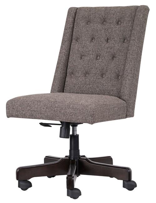 ... Office Chair Program Graphite Home Office Swivel Desk Chair  sc 1 st  Bitneyu0027s Furniture & The Office Chair Program Graphite Home Office Swivel Desk Chair ...