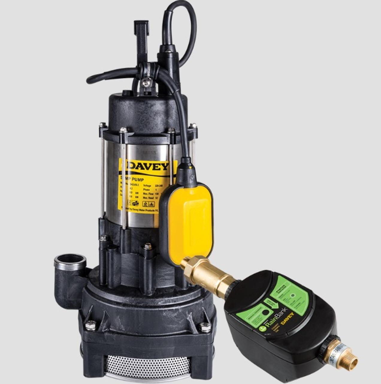 Davey KRBS1 Rainbank pump