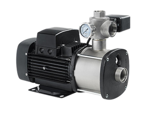 Grundfos CMB10-47 pump with pressure switch