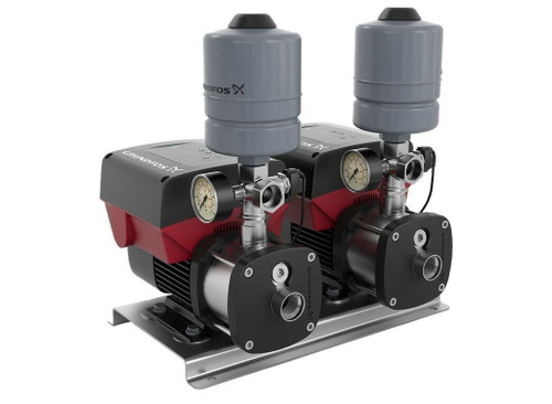 Grundfos Twin CMBE 3-93 booster system