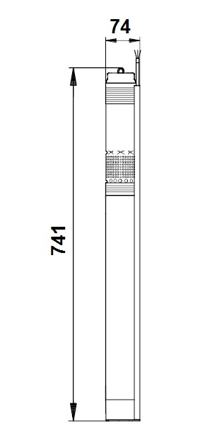 SQ 1-35 N dimensions