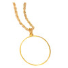 Walters 3X Pendant, Gold Color 42mm