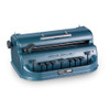 Perkins Classic Brailler with Leather Dust Cover