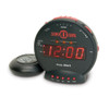 Sonic Bomb Extra Loud Alarm Clock and Bed Shaker