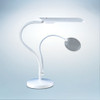 Daylight Table Top Lamp with Magnifier