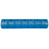 Braille Pill Box, 7 day compartments