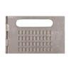Braille Aluminum Signature Slate