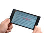 """Mercury 7"""" Electronic Magnifier with  OCR"""
