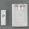 Wireless Plug in Doorbell with Chime & Strobe
