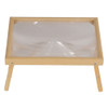 2X Wooden Stand Magnifier
