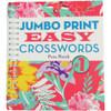 Jumbo Print Easy Crosswords