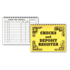 Extra Large Check Register