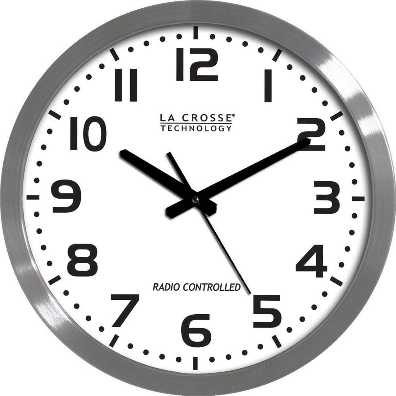 16 Inch Atomic Analog Clock