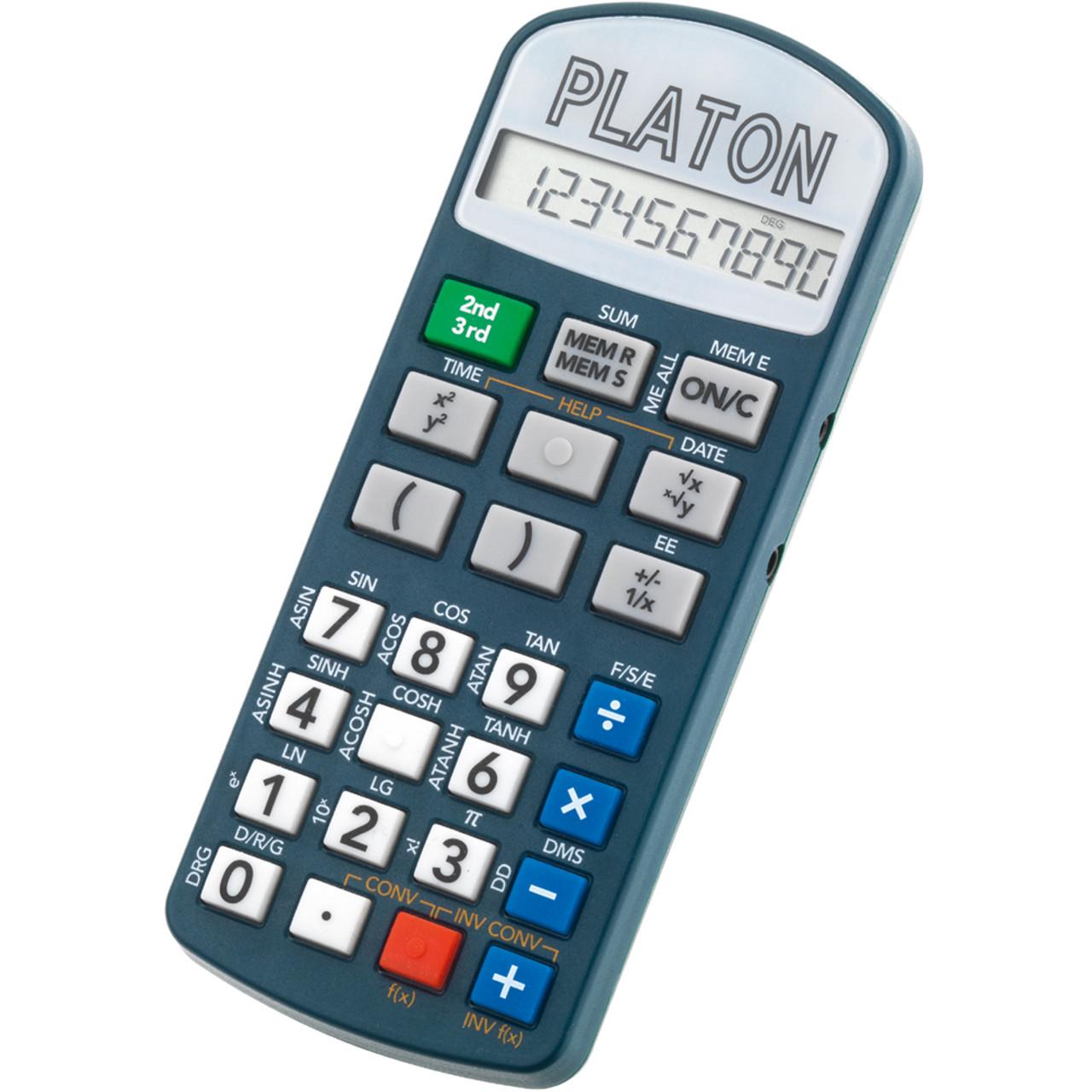Platon Talking Scientific Calculator