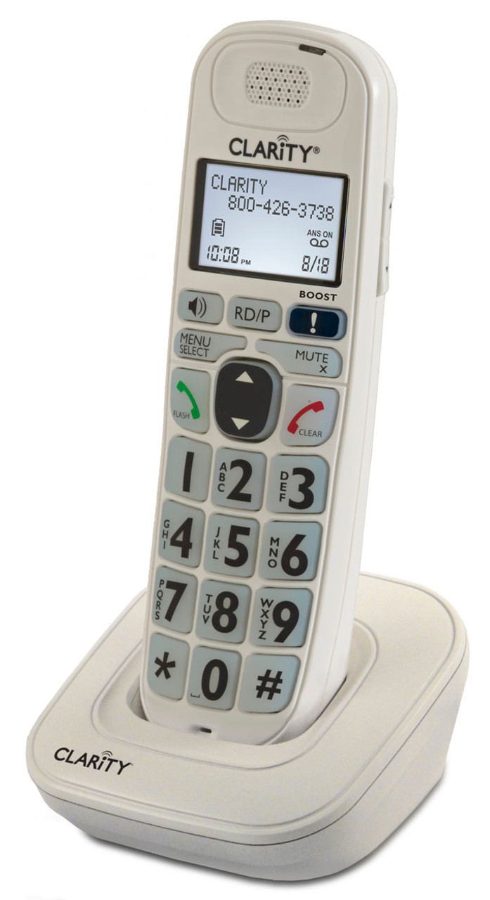Clarity D704HS 40DB DECT - Extra Handset