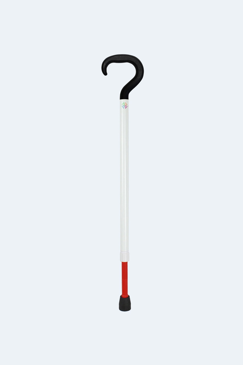 Ambutech Adj. Support Cane with Classic Handle - Extra 33 To 41 inches