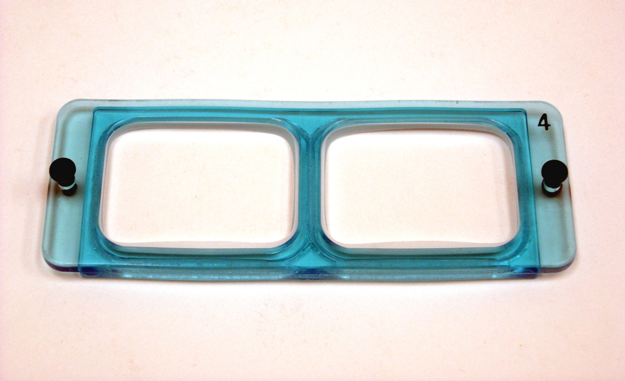 Optivisor Lens Plate for Model DA-3