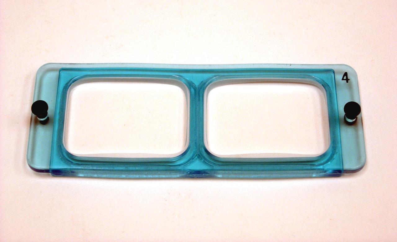 Optivisor Lens Plate for Model DA-5
