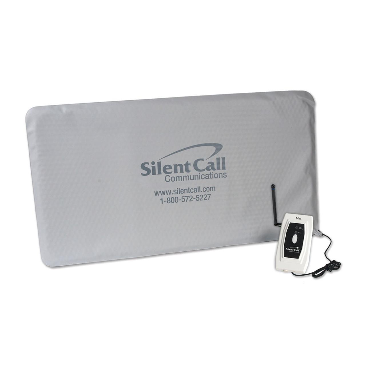 Silent Call Medallion Mat with Transmitter