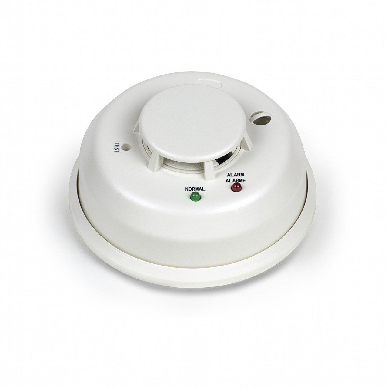 Silent Call Medallion Smoke Detector w/ Transmitter