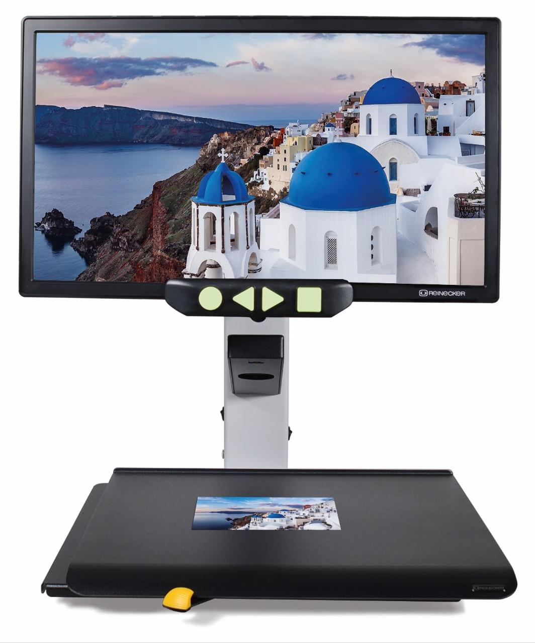"Reinecker Videomatic 20"" Low Vision CCTV"