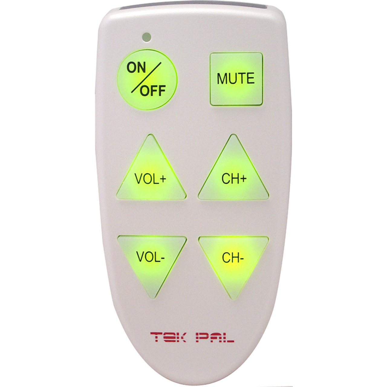 tek-pal tv remote