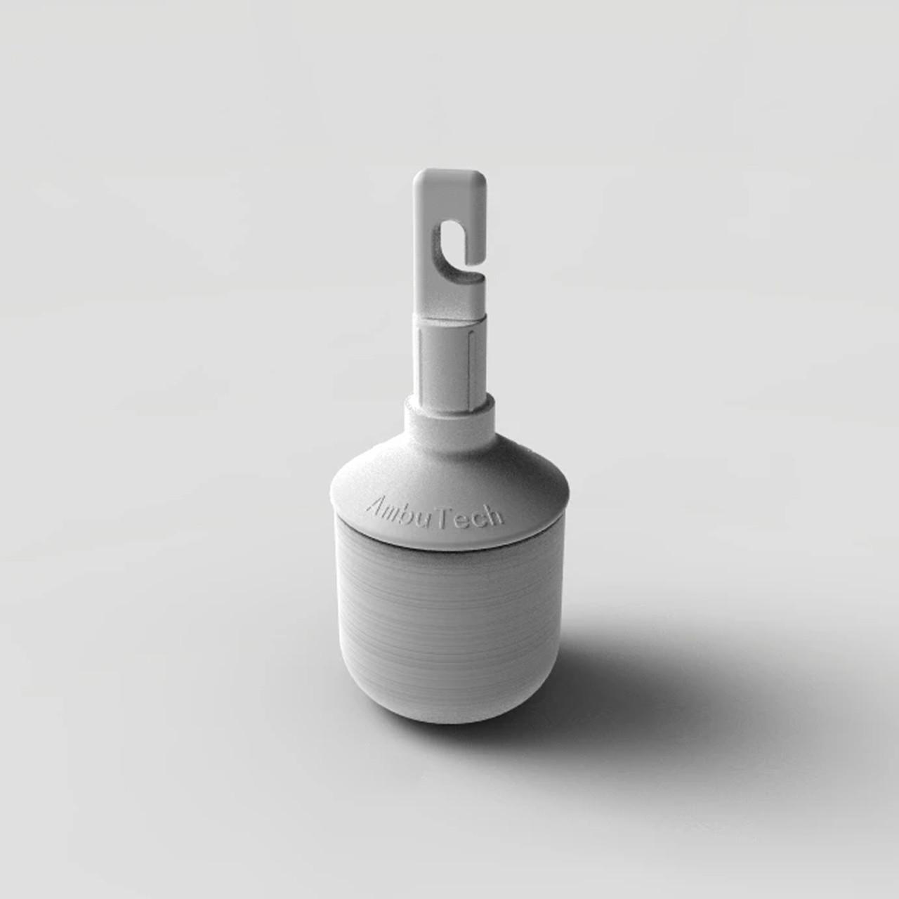 Ambutech Hook Style Marshmallow Roller Tip