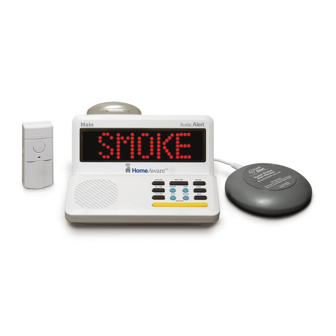 HomeAware Alerting System, Main Kit