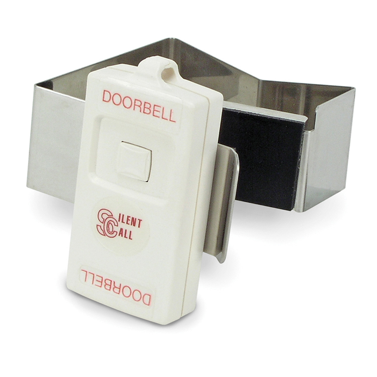Silent Call Clip On Doorbell Transmitter