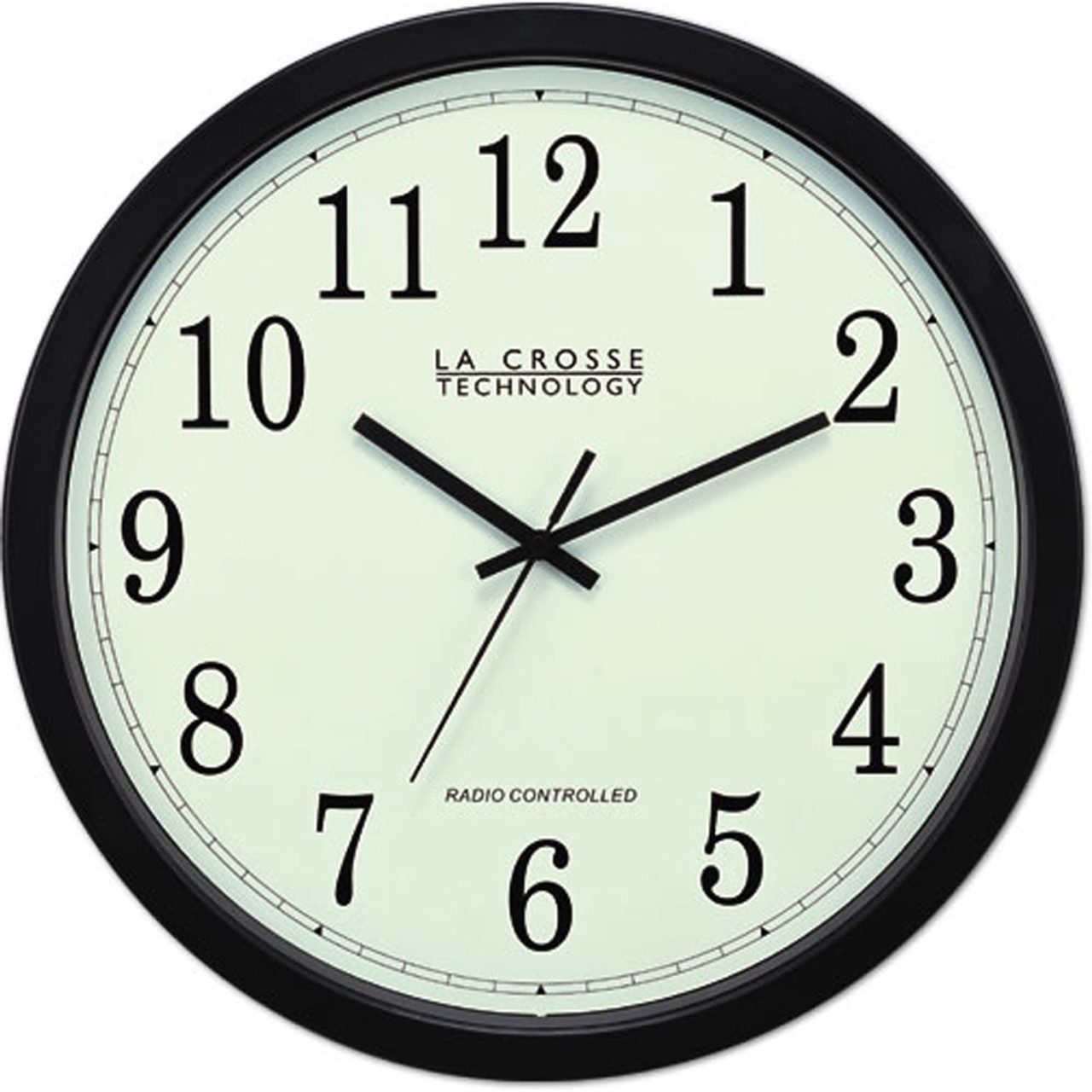 14 inch Analog Atomic Wall Clock