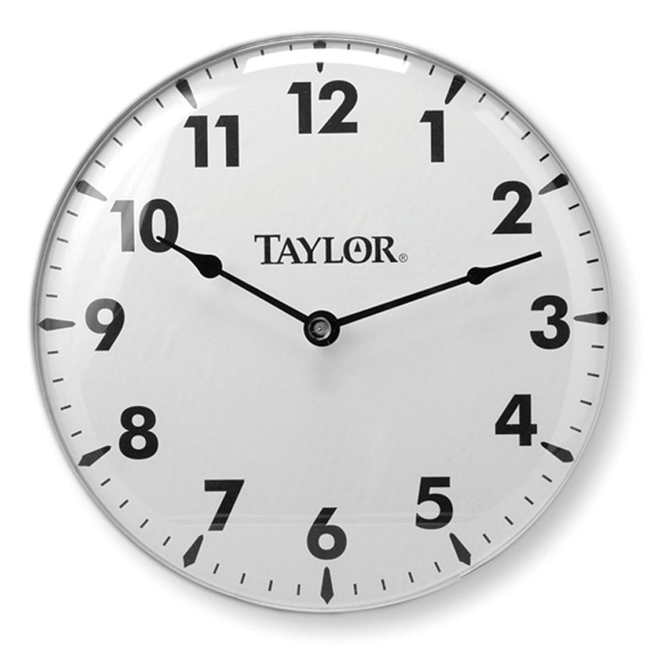 18 Jumbo Quartz Clock
