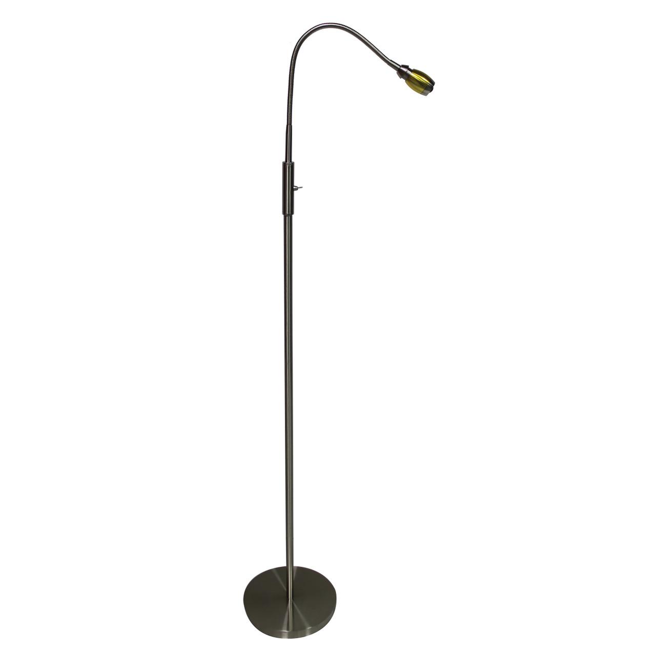 Adjustable LED Beam Floor Lamp