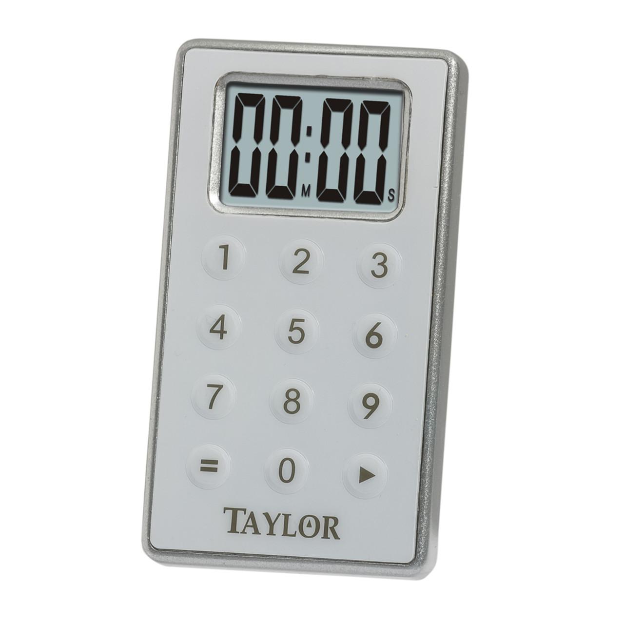 10 Key Digital Timer