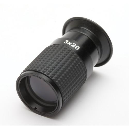 3X20 Short Focus Monocular