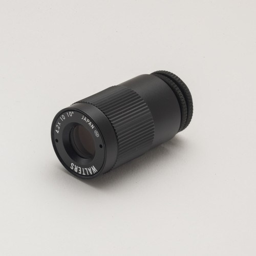 Walters 4x10 Monocular - Spectacle Mount