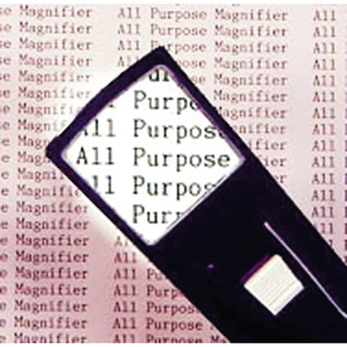 Magna-Lite 5x Illuminated Pocket Magnifier