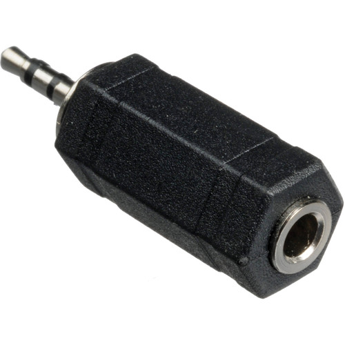 3.5mm Female  to 2.5mm Male Adapter