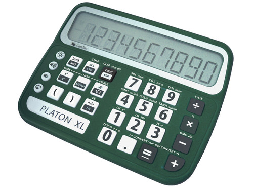 Platon XL Talking Scientific Calculator