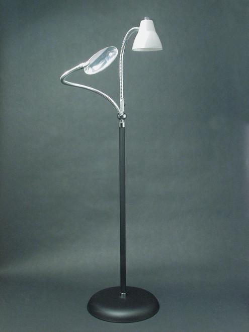 Big Eye Two Arm Floor Lamp